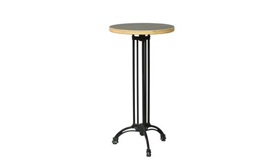 שולחן-בר-עגול