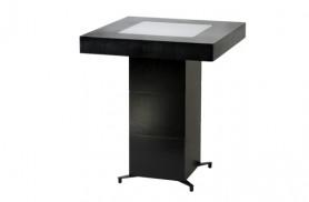 שולחן-דקו-גובה-בר-שחור