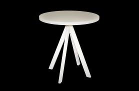 שולחן קפה פלטה לבן